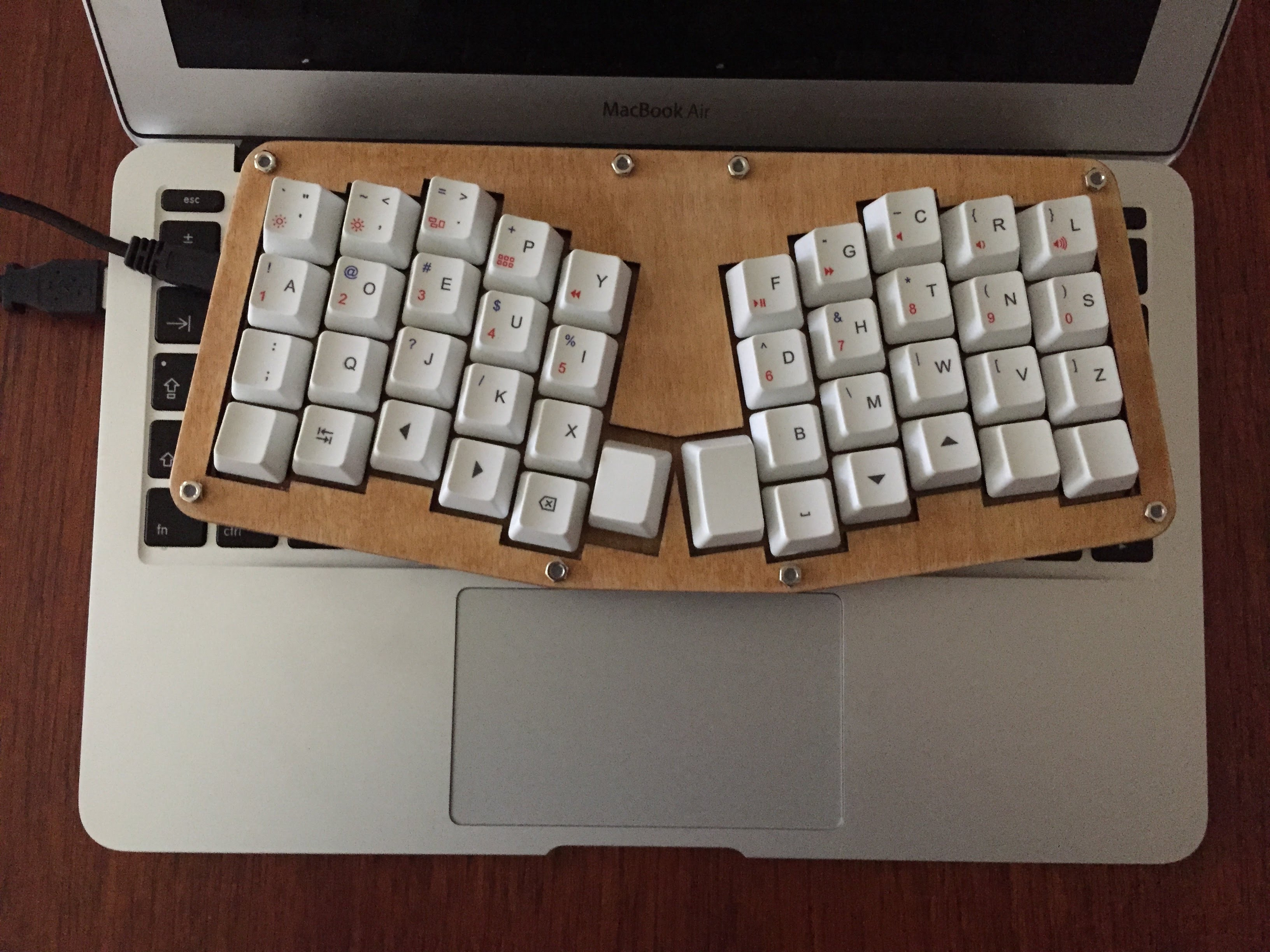 Atreus 42-key keyboard